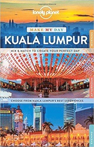 bokomslag Make My Day Kuala Lumpur