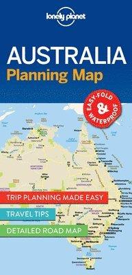 bokomslag Australia Planning Map