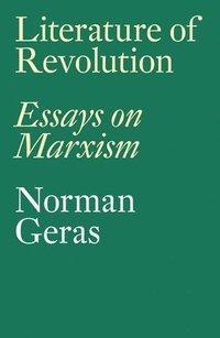 bokomslag Literature of Revolution