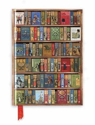 Anteckningsbok A5 linjerad Bodleian Library - High Jinks Bookshelves 1