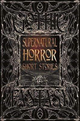 bokomslag Supernatural Horror Short Stories