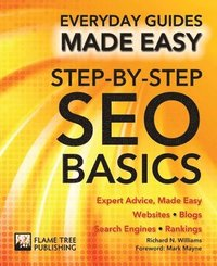 bokomslag Step-by-step seo basics - expert advice, made easy