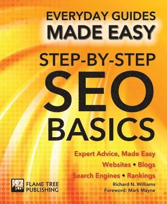 bokomslag Step-by-step seo basics - expert advice, made easy