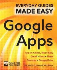 bokomslag Step-by-step google apps - expert advice, made easy