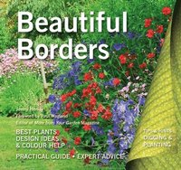 bokomslag Beautiful borders - best plants, design ideas & colour help