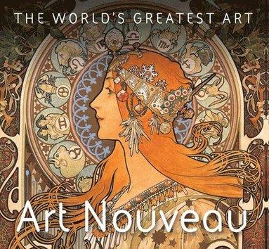 bokomslag Art nouveau