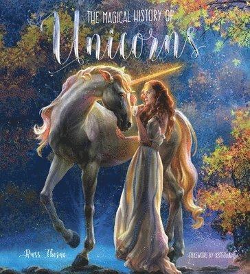 bokomslag Magical history of unicorns