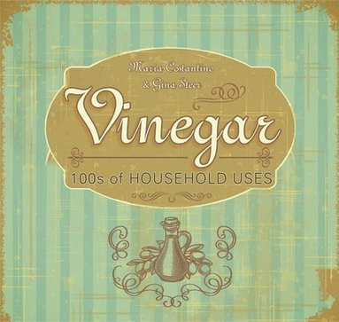 bokomslag Vinegar - house & home