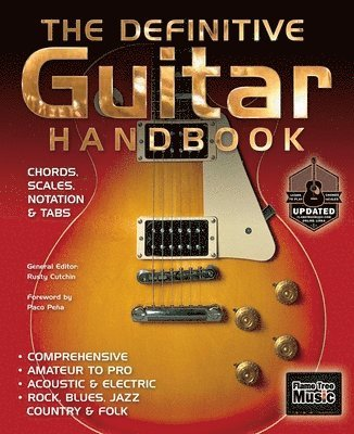 bokomslag The Definitive Guitar Handbook (2017 Updated)