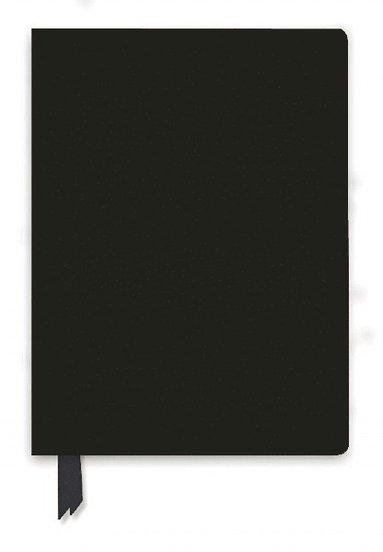 Anteckningsbok A5 linjerad mjuk pärm Artisan svart 1