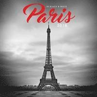 bokomslag Paris b&w w