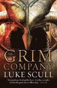 bokomslag The Grim Company