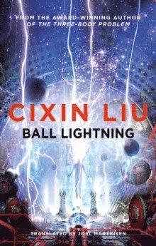 bokomslag Ball Lightning