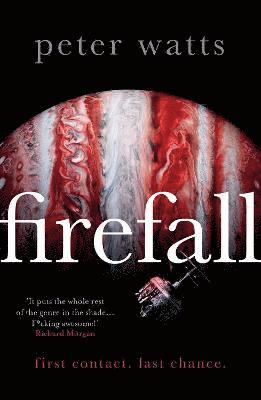 bokomslag Firefall