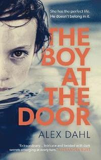 bokomslag The Boy at the Door