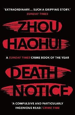 bokomslag Death Notice