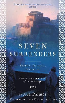 bokomslag Seven Surrenders