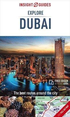 bokomslag Explore Dubai - Insight Guides