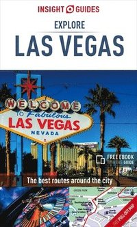 bokomslag Explore Las Vegas - Insight Guides