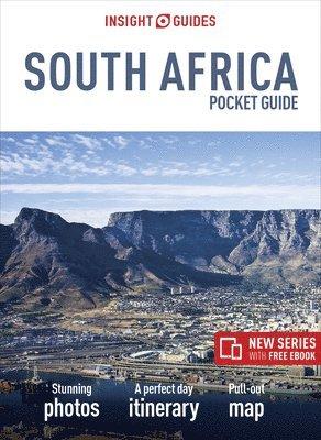 bokomslag Insight guides: pocket south africa