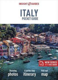 bokomslag Insight pocket guide italy