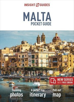 bokomslag Insight pocket guide malta