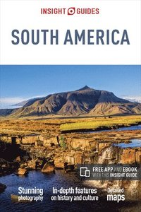 bokomslag South America - Insight guides