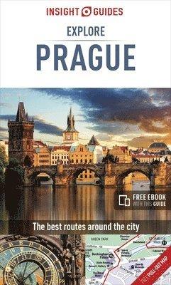 bokomslag Explore Prague