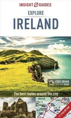 bokomslag Insight guides explore ireland