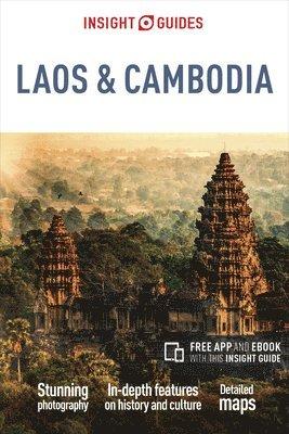 bokomslag Laos & Cambodia