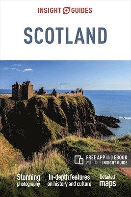 bokomslag Insight guides scotland