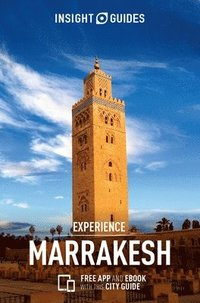 bokomslag Insight Guides Experience Marrakech (Travel Guide with Free eBook)