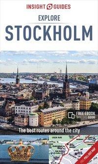 bokomslag Explore Stockholm
