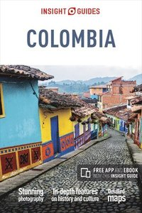 bokomslag Insight Guides Colombia (Travel Guide with Free eBook)