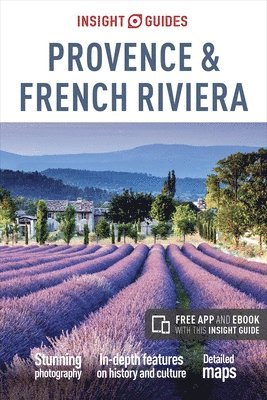 bokomslag Insight guides provence and the french riviera