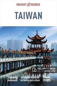 bokomslag Insight Guides Taiwan (Travel Guide with Free eBook)