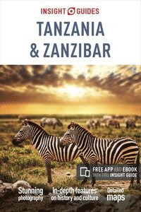 bokomslag Insight Guides Tanzania &; Zanzibar (Travel Guide with Free eBook)