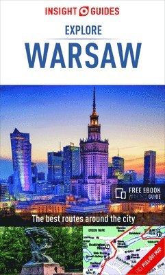 bokomslag Explore Warsaw