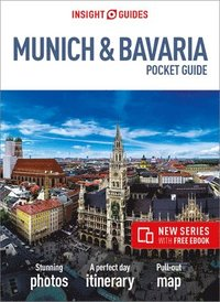 bokomslag Insight Guides Pocket Munich &; Bavaria (Travel Guide with Free eBook)
