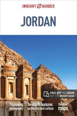 bokomslag Jordan - Insight Guides