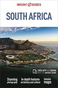 bokomslag Insight Guides South Africa (Travel Guide with Free eBook)