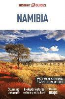 bokomslag Insight Guides Namibia (Travel Guide with Free eBook)