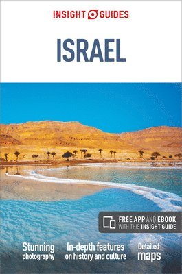 bokomslag Israel - Insight Guide