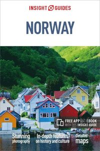 bokomslag Insight Guides Norway (Travel Guide with Free eBook)