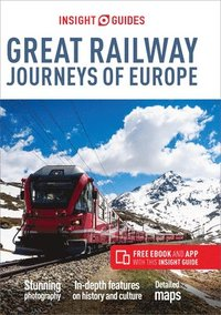 bokomslag Insight Guides Great Railway Journeys of Europe (Travel Guide with Free eBook)