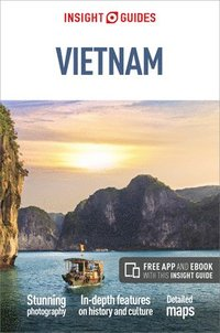 bokomslag Insight Guides Vietnam (Travel Guide with Free eBook)