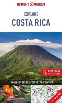 bokomslag Insight Guides Explore Costa Rica (Travel Guide with Free eBook)
