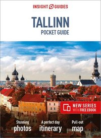 bokomslag Tallinn Pocket Guide