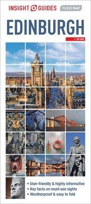Edinburgh - Insight Flexi Map 1