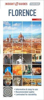 bokomslag Florence Flexi Map